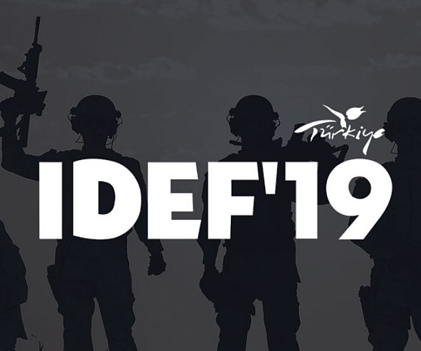 We Wish To Meet You at IDEF!