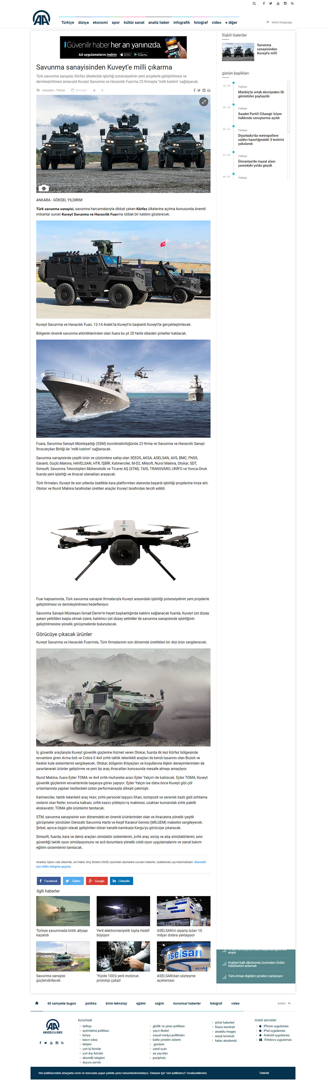 Defence Industry in Kuwait